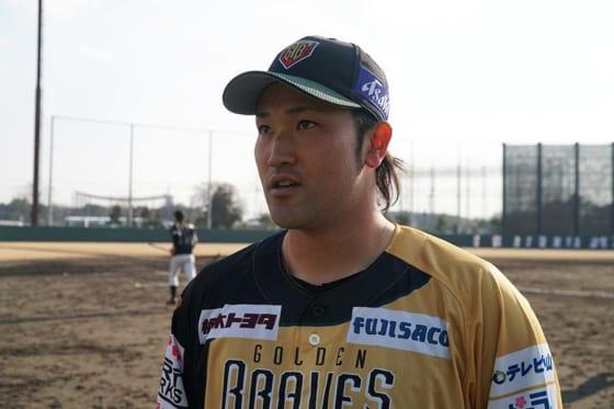 昨年まで栃木でプレーした北方悠誠【写真:編集部】