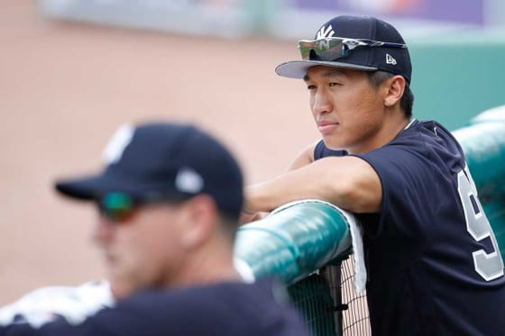 ヤンキース傘下に所属する加藤豪将【写真:Getty Images】