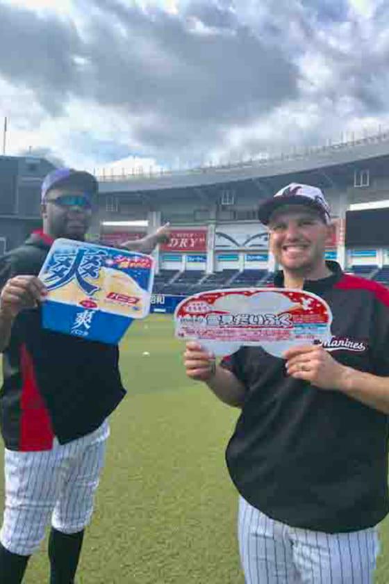 ロッテは「ホームランラグーン」1号本塁打記念プレゼントキャンペーンを実施することを発表【写真提供:千葉ロッテマリーンズ】