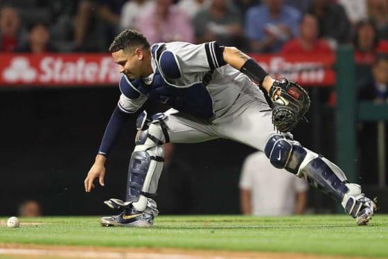 ヤンキースのゲイリー・サンチェス【写真:Getty Images】