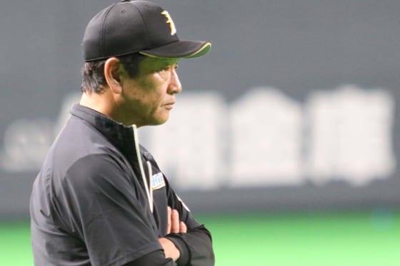 日本ハム・栗山監督【写真:石川加奈子】