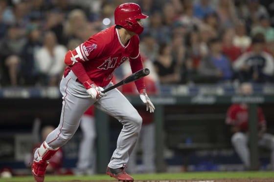 3号本塁打を含む2安打2打点と活躍したエンゼルス・大谷翔平【写真:AP】
