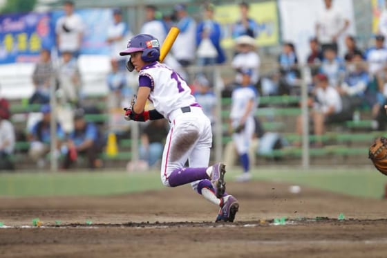 京都フローラ・厚ヶ瀬美姫【写真提供:日本女子プロ野球リーグ】