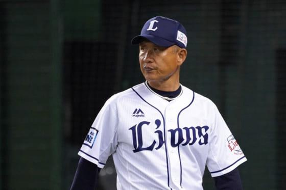 西武・辻発彦監督【写真:荒川祐史】