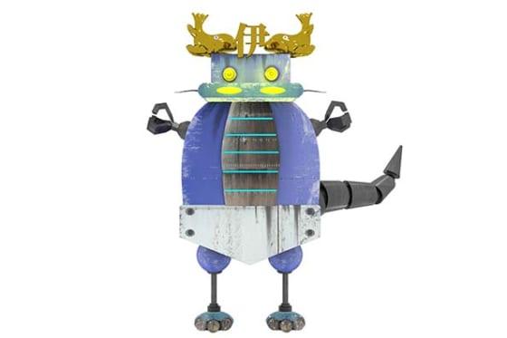 ロッテが龍型ロボットの詳細を発表【写真提供:千葉ロッテマリーンズ】