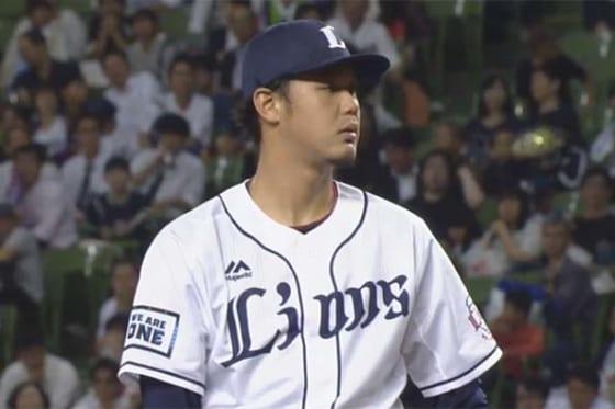 1失点完投で7勝目を挙げた西武・高橋光成【画像:(C)PLM】