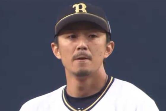 阪神戦に登板したオリックス・増井浩俊【画像:(C)PLM】