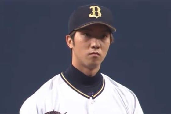 5回までノーヒット投球を続けているオリックス・田嶋大樹【画像:(C)PLM】