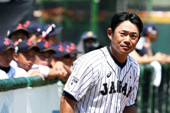 侍ジャパンU-12代表・仁志敏久監督【写真:Getty Images】