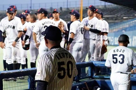 サヨナラ負けを喫した侍ジャパン大学代表【写真:Getty Images】