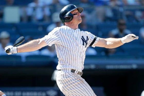 ヤンキースのブレッド・ガードナー【写真:Getty Images】