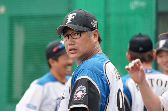日本ハム・木田優夫投手チーフコーチ【写真:荒川祐史】