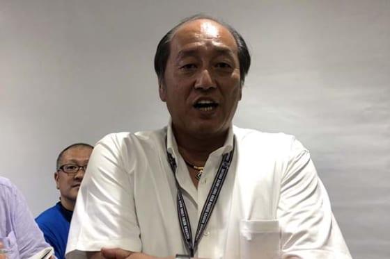 西武・渡辺久信球団本部GM【写真:安藤かなみ】