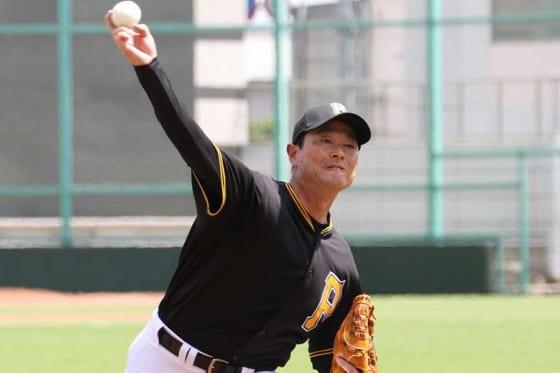 MLB時代はパイレーツでプレーした桑田真澄氏【写真:編集部】