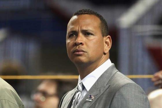 ヤンキースなどで活躍したアレックス・ロドリゲス氏【写真:Getty Images】
