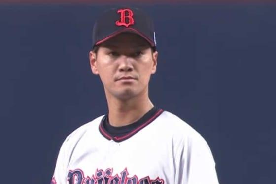 オリックス・K-鈴木【画像:パーソル パ・リーグTV】
