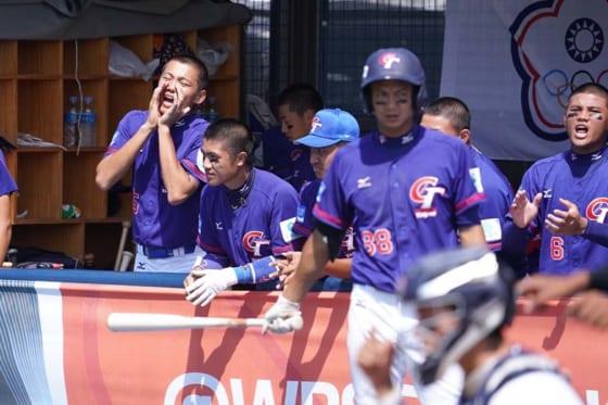 優勝候補として挙げられるU18台湾代表【写真:荒川祐史】