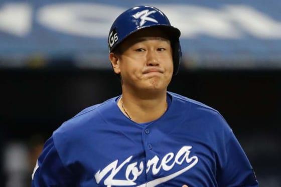 NPB・MLBでも活躍し現在は韓国のロッテに所属しているイ・デホ【写真:Getty Images】