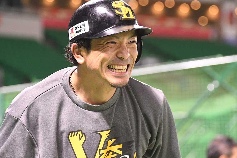 宣浩 引退 松田