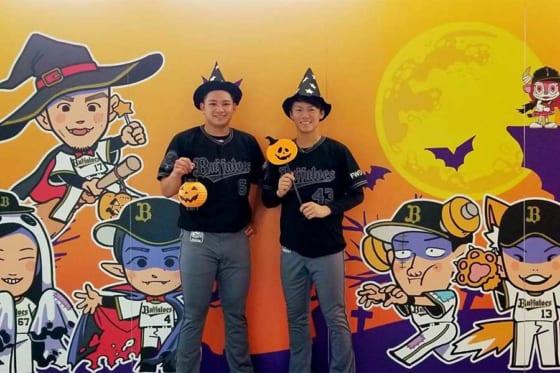 京セラドームで「オリック・オア・オリート」イベントが開催された【写真提供:オリックス・バファローズ】