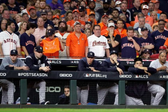 ヤンキースのブーン監督とキャッシュマンGMがサイン盗み問題について発言【写真:Getty Images】
