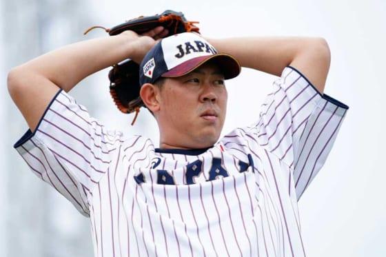 侍ジャパンに選出されていた巨人・山口俊【写真:Getty Images】