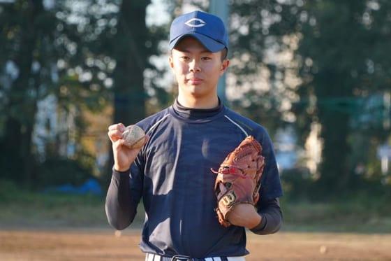 フルタイム・ナックルボーラーを目指しプロに挑戦する元千葉大学野球部・佐野太河【写真:小原由未恵】
