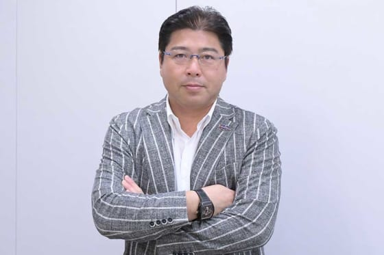 eBASEBALL プロリーグ応援監督」の初代監督となった真中満氏【写真:パーソル パ・リーグTV】