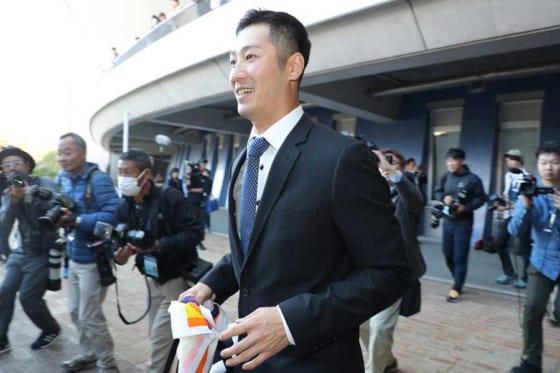 昨季はBC栃木でプレーした西岡剛【写真:津高良和】