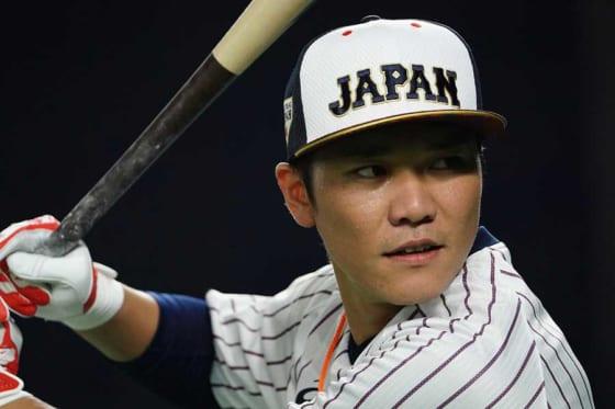 侍ジャパンの巨人・坂本勇人【写真:Getty Images】