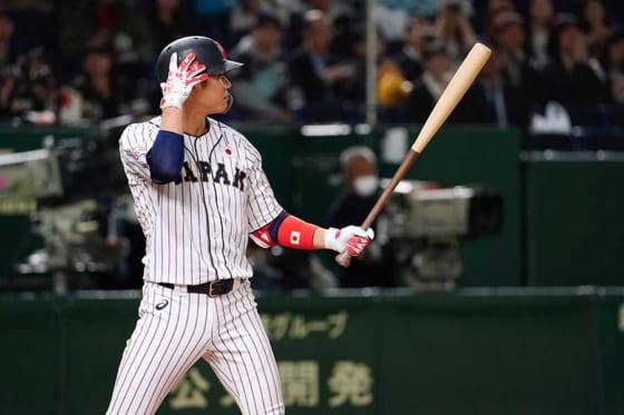 3安打と活躍した侍ジャパンの巨人・坂本勇人【写真:Getty Images】