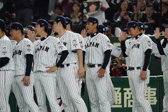 侍ジャパンは宿敵・韓国と2日連続で対戦する【写真:荒川祐史】