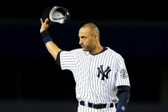 ヤンキースで活躍したデレク・ジーター氏【写真:Getty Images】