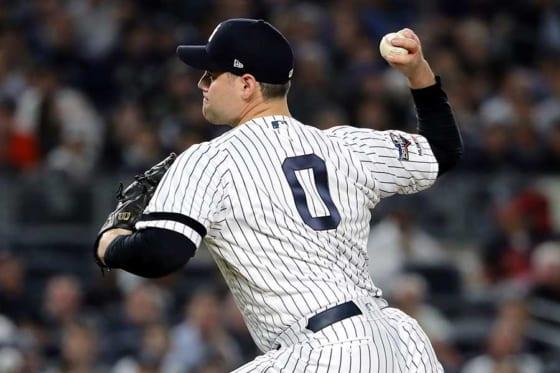 ヤンキースのアダム・オッタビーノ【写真:Getty Images】