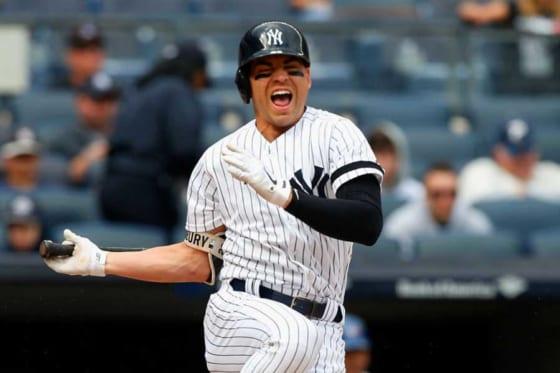 2019年までヤンキースに在籍したジャコビー・エルズベリー【写真:Getty Images】