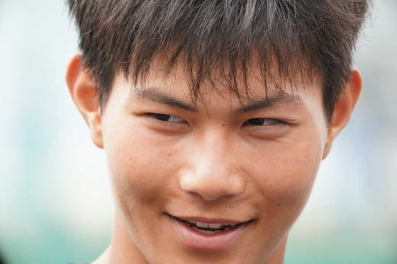 ロッテ・藤原恭大【写真:荒川祐史】