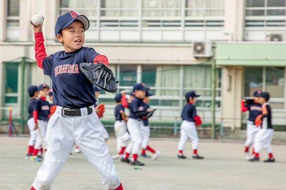 少年野球界に新風を吹き込んでいるブエナビスタ少年野球クラブ【写真:編集部】