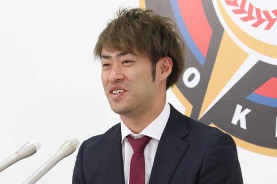 日本ハム・秋吉亮【写真:石川加奈子】