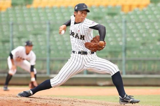 2016年には侍ジャパンU-18代表にも選出されていた島孝明【写真:Getty Images】