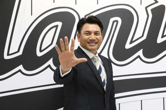 ロッテ・井口資仁監督【写真:佐藤直子】