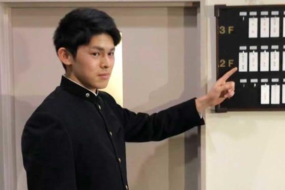 8日に入寮したロッテ・佐々木朗希【写真:編集部】