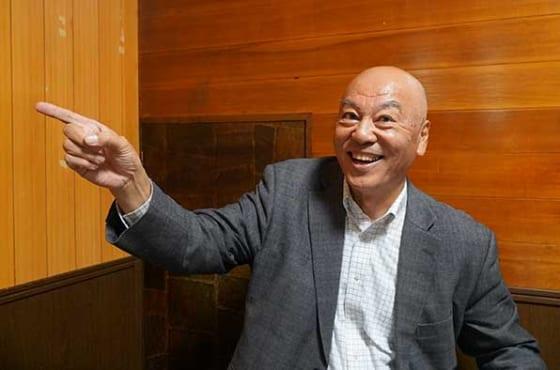 1982年からパ・リーグの審判員を務めた山崎夏生氏【写真:編集部】