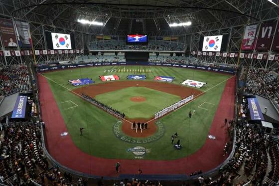 KBOはNPB、MLBより早く5月5日に開幕へ【写真:Getty Images】