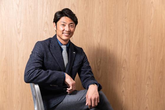 解説者や指導者として活動する斉藤和巳氏【写真:松橋晶子】