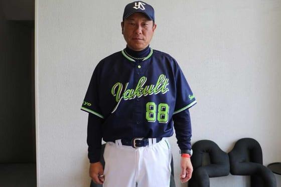 今季からヤクルト2軍を率いる池山隆寛監督【写真:片倉尚文】