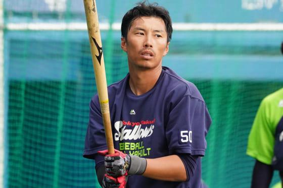 昨季限りで現役を引退した上田剛史氏【写真:荒川祐史】