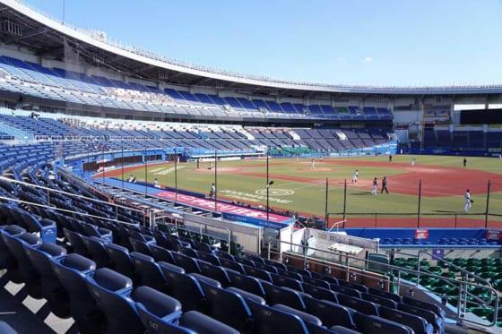 地方開催2試合が本拠地ZOZOマリンに変更された【写真:荒川祐史】