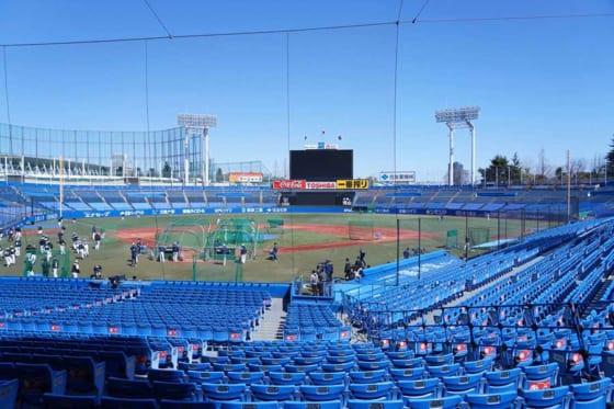 全日本大学野球選手権が史上初の大会中止に【写真:荒川祐史】