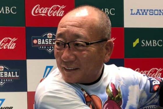 現在は野球解説者を務める高木豊氏【写真:安藤かなみ】
