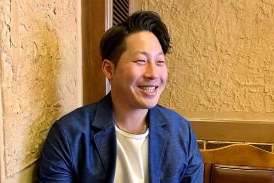 昨季限りで中日を戦力外となり、引退した友永翔太さん【写真:小西亮】